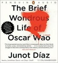 The Brief Wondrous Life of Oscar Wao - Junot Díaz,  Read by Jonathan Davis