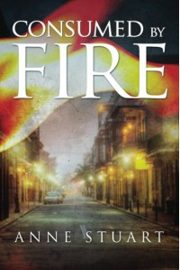 Consumed by Fire (The Fire Series) - Anne Stuart
