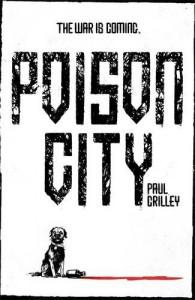 Poison City (London Tau) - Paul Crilley