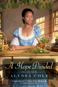 A Hope Divided (The Loyal League) - Alyssa Cole