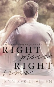 Right Place, Right Time - Jennifer L Allen
