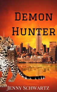 Demon Hunter - Jenny  Schwartz