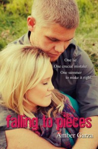 Falling to Pieces - Amber Garza