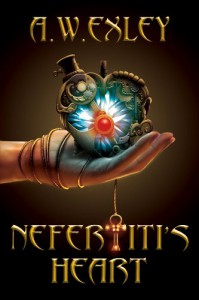 Nefertiti's Heart - A.W. Exley