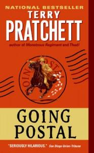 Going Postal (Discworld, #33) - Terry Pratchett