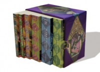 Harry Potter Boxed Set, Books 1-6 - Mary GrandPré, J.K. Rowling