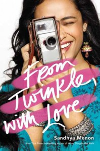 From Twinkle, with Love - Sandhya Menon
