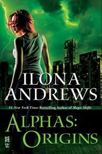 Alphas: Origins - Ilona Andrews