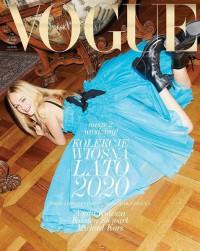 Vogue Polska, nr 25/marzec 2020 - Redakcja Magazynu Vogue Polska