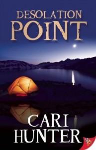 Desolation Point by Hunter, Cari (2013) Paperback - Cari Hunter