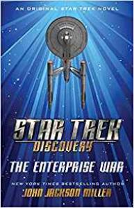 Star Trek Discovery The Enterprise War - John Jackson Miller