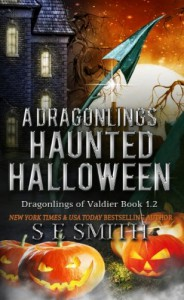 A Dragonlings' Haunted Halloween - S.E.  Smith