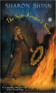 The Safe-Keeper's Secret - Sharon Shinn