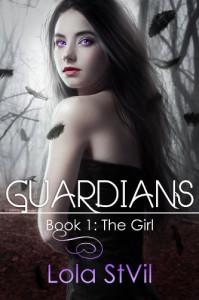 The Girl (Guardians #1) - Lola St.Vil