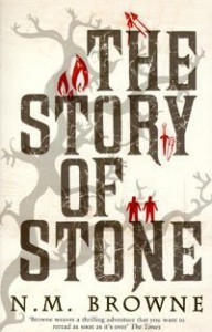 The Story of Stone - N.M. Browne