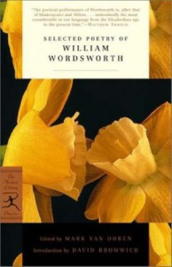 Selected Poetry of William Wordsworth - William Wordsworth, Mark Van Doren, David Bromwich