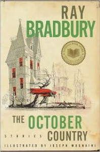 The October Country - Ray Bradbury, Joe Mugnaini