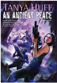 An Ancient Peace: Peacekeeper #1 - Tanya Huff