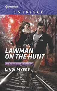 Lawman on the Hunt (The Men of Search Team Seven) - Cindi Myers