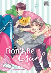 Don't be cruel 1-2 - Yonezou Nekota