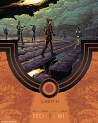 Roche Limit: Clandestiny - Charles Kyle
