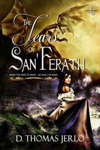 The Tears of San'Ferath - D. Thomas-Jerlo, Cassi Reed, Dawné Dominique