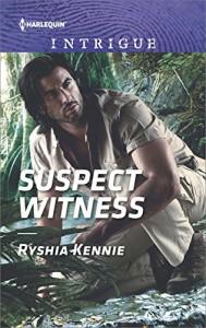 Suspect Witness (Harlequin Intrigue) - Ryshia Kennie