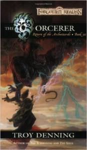 The Sorcerer  - Troy Denning