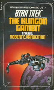 The Klingon Gambit - Robert E. Vardeman