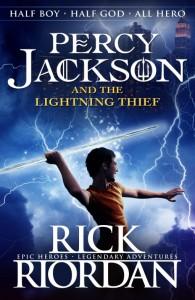 Percy Jackson and the Lightning Thief - Rick Riordan