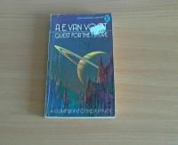 Quest For The Future - A.E. van Vogt