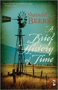 A Brief History of Time (Salt Modern Poets S.) - Shaindel Beers