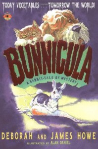 Bunnicula: A Rabbit-Tale of Mystery - Alan Daniel, James Howe, Deborah Howe