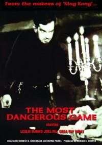 The Most Dangerous Game [DVD] - Joel McCrea, Fay Wray, David O. Selznick