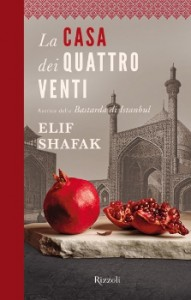 La casa dei quattro venti - Elif Shafak, Stefania Manzana