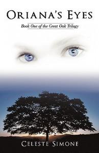 Oriana's Eyes - Celeste Simone