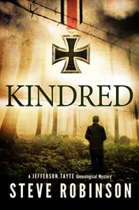 Kindred (Jefferson Tayte Genealogical Mystery) - Steve Robinson