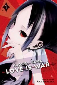Kaguya-sama: Love Is War, Vol. 1 - Aka Akasaka