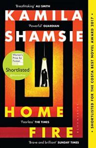 Home Fire: A Novel - Kamila Shamsie