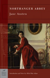 Northanger Abbey - Jane Austen, Alfred Mac Adam