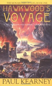 Hawkwood's Voyage (Monarchies of God) - Paul Kearney