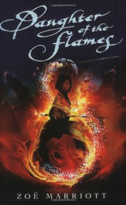 Daughter of the Flames - Zoë Marriott