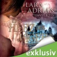 Das Herz des Jägers (Der Kelch von Anavrin 1) - Tina St. John,  Lara Adrian