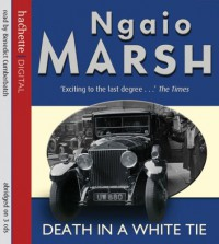 Death in a White Tie - Benedict Cumberbatch, Ngaio Marsh