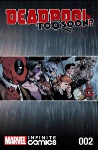 Deadpool: Too Soon? Infinite Comic #2 (of 8) - Joshua Corin
