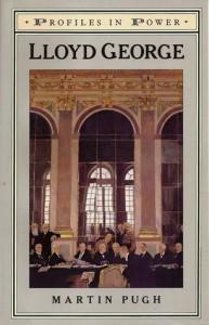 Lloyd George - Martin Pugh