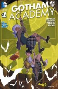 Gotham Academy (2014-) #1 - Brenden Fletcher,  Becky Cloonan