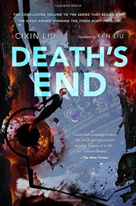 Death's End (Remembrance of Earth's Past) - Cixin Liu