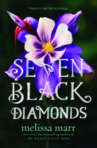 Seven Black Diamonds - Melissa Marr