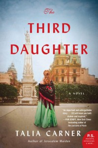 The Third Daughter - Talia Carner